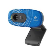 Logitech C270, 3 MP, 1280 x 720 Pixels, 720p, 1280 x 720 Pixels, 5 V, USB 2.0